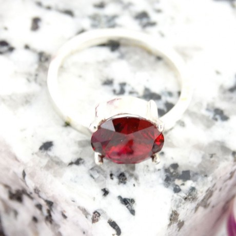Sterling silver engagement ring One Big Loaf of Love, Bijuterii de argint lucrate manual, handmade