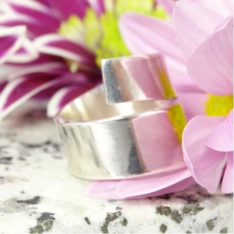 Sterling silver ring Wild Match, Bijuterii de argint lucrate manual, handmade