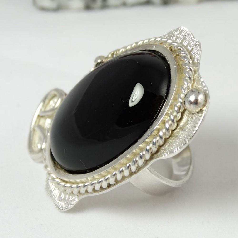 Sterling silver ring Augusta