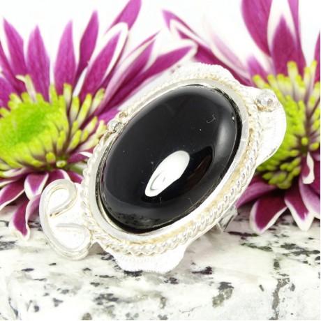 Sterling silver ring Augusta, Bijuterii de argint lucrate manual, handmade