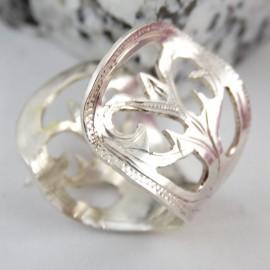 Sterling silver ring Serena