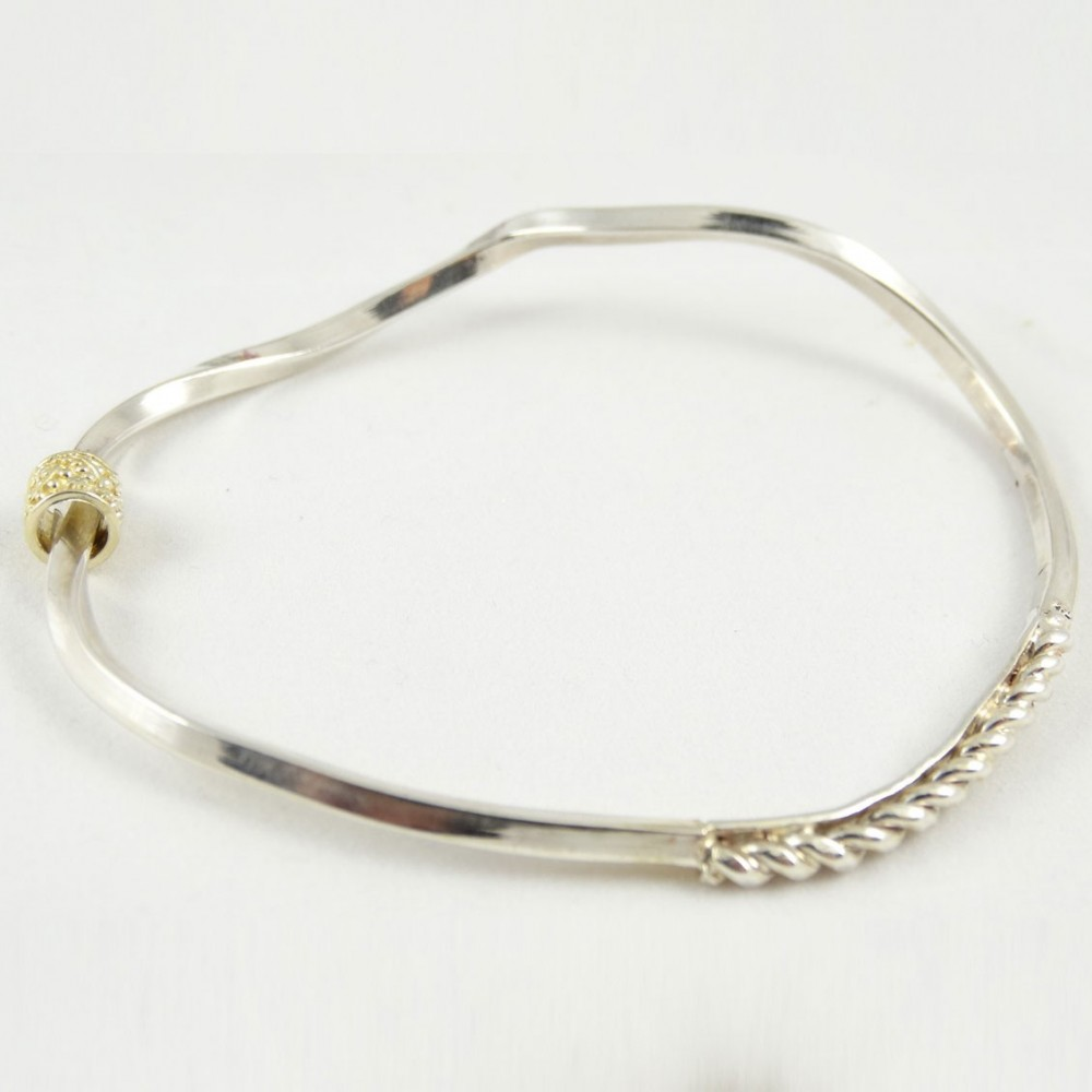 Sterling silver bracelet Enchantress