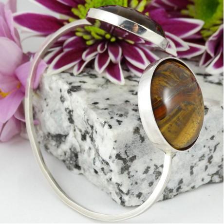 Sterling silver bracelet Toffee Siblings, Bijuterii de argint lucrate manual, handmade