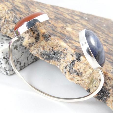 Bratara Qualcosa di Bellezza, Bijuterii de argint lucrate manual, handmade
