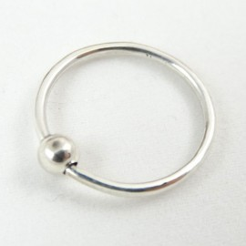 Sterling silver ring Finesse