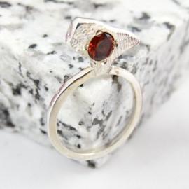 Sterling silver ring Lieu d'Origine