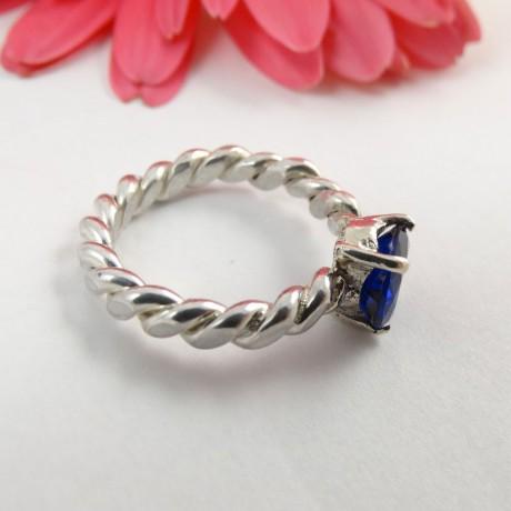 Sterling silver ring Timeless Tenders, Bijuterii de argint lucrate manual, handmade