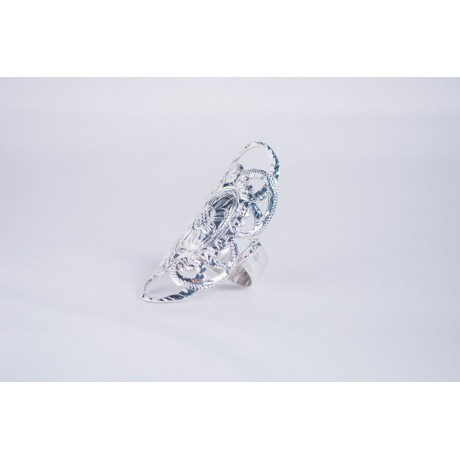 INEL ARGINT 925, Bijuterii de argint lucrate manual, handmade