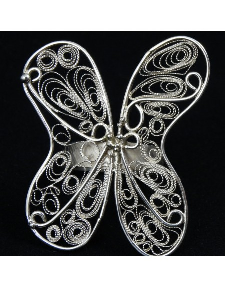 Inel UNICAT Metissage auratique, Bijuterii de argint lucrate manual, handmade