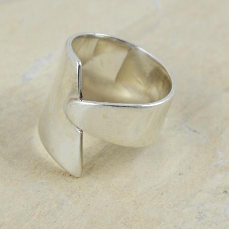 Sterling silver ring Stash, Bijuterii de argint lucrate manual, handmade