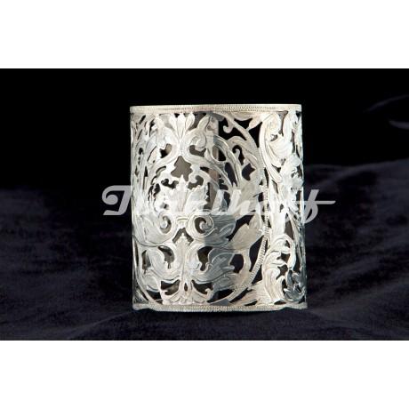 Bratara argint, Bijuterii de argint lucrate manual, handmade