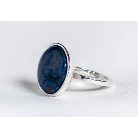 Large sterling silver ring, handmade & handcrafted, design by Ibralhoff, Bijuterii de argint lucrate manual, handmade